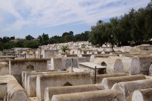 Fes, jüdischer Friedhof