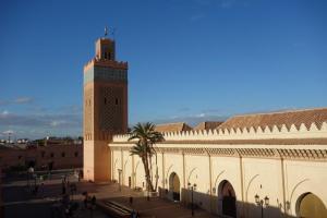Marrakesh, Kasbah-Moschee