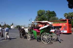 Marrakesh, Touristenverkehr