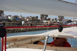 Rabat, Einfahrt zum Zollkai
