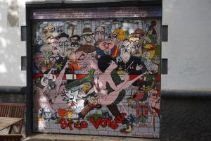 Teneriffa, Kunst am Tor