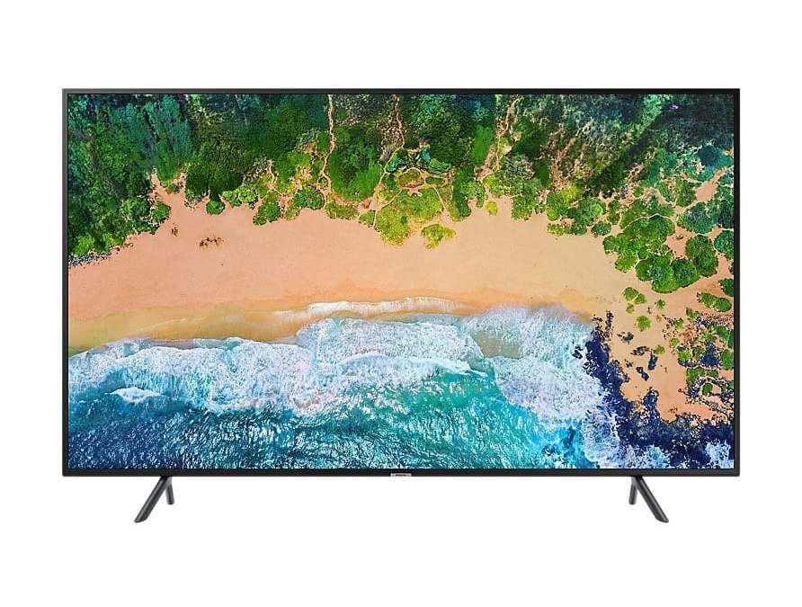 Inntrykk etter titt på Samsung  2018 65NU7105