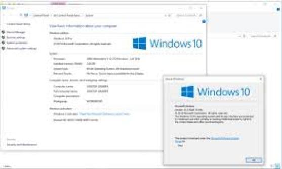نظام التشغيل Windows 10 2