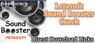 Letasoft Sound Booster 2020 Cracked