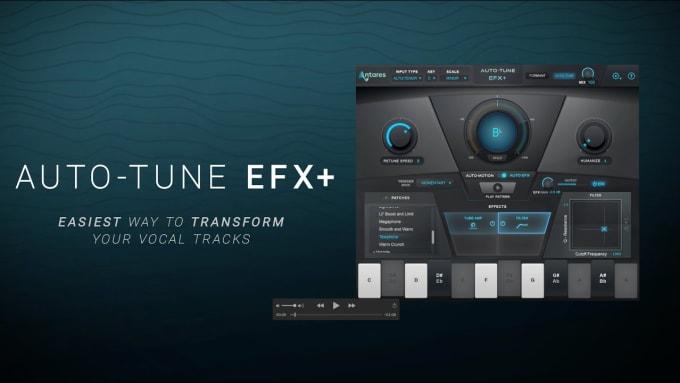 AutoTune EFX 3 crack