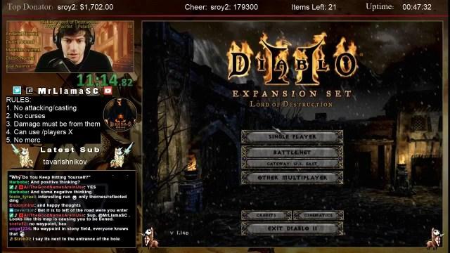 Diablo 2 Awesome