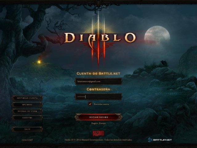 Diablo 3 Full crack
