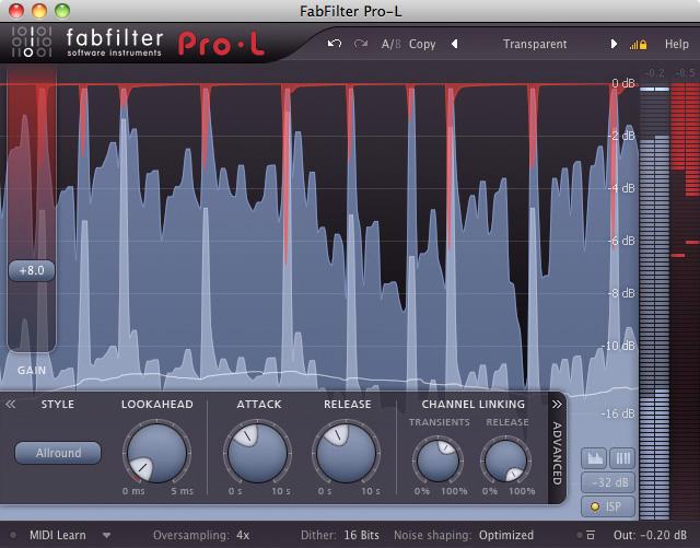 Fabfilter Pro 2