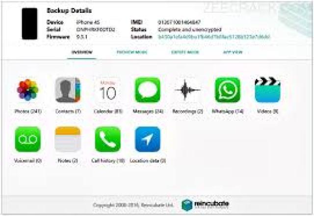iphone Backup Extractor Crack