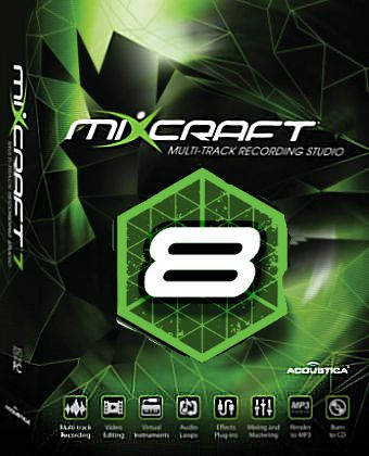 Mixcraft 8 Full Crack With Registration Code Full Free Download For PC
