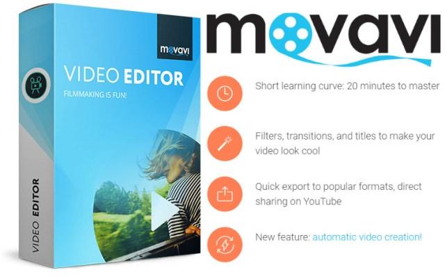 Movavi Video Editor 14.5