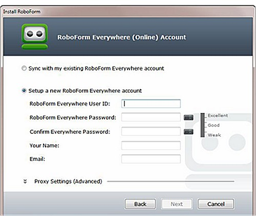 RoboForm 8.4.5.5