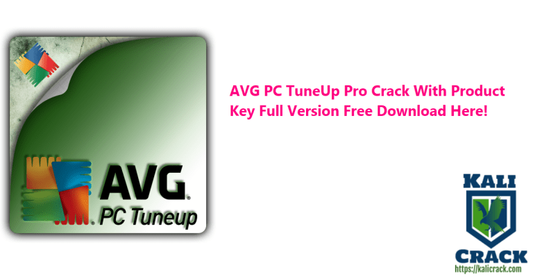 AVG PC TuneUp Pro 21.3 Build 2999 Crack With Product Key Download [2022]