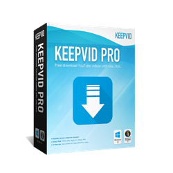 KeepVid Pro 8 Crack With Serial Key Free Download [Life Time]