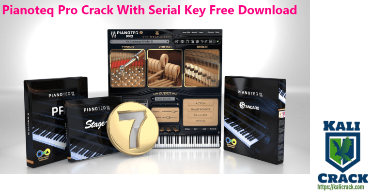 Pianoteq Pro 7.4.2 Crack With Serial Key Free Download