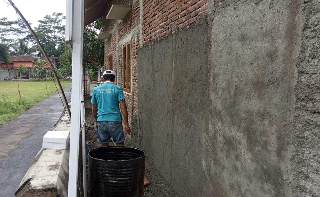 Pembangunan Lanjutan Kantor Kepala Desa Dimulai