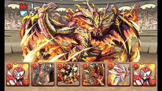 [Puzzle and Dragons] 8月のクエスト 上級者向け Lv8【固定チーム】 − アフィリエイト動画まとめ