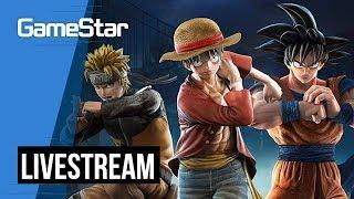 Son Goku vs Naruto | Jump Force Livestream − アフィリエイト動画まとめ