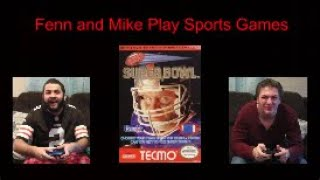 Fenn and Mike Play Sports Games Ep. 26: Tecmo Super Bowl (NES) − アフィリエイト動画まとめ