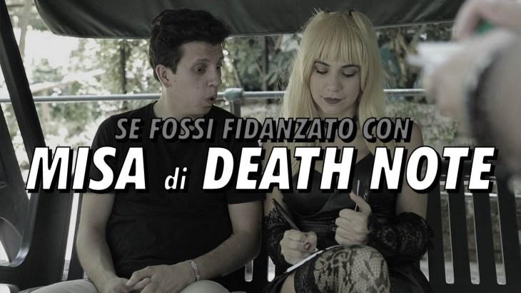 DEATH NOTE: SE FOSSI FIDANZATO CON MISA! − アフィリエイト動画まとめ