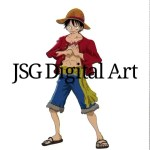 Monkey D. Luffy of One Piece / When you're hungry EAT!!! – アフィリエイト動画まとめ