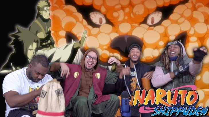 Naruto Shippuden Episodes 1 & 2 REACTION/REVIEW − アフィリエイト動画まとめ