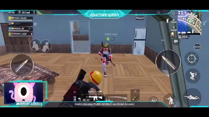 Watch me play PUBG MOBILE #Spartan Game Play − アフィリエイト動画まとめ