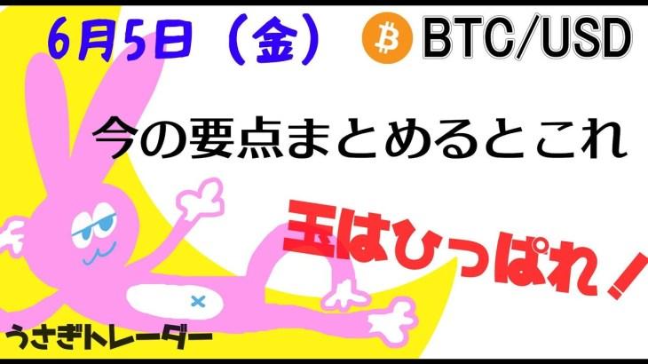 【暗号資産】ビットコイン 建玉あるなら結果待ち − アフィリエイト動画まとめ