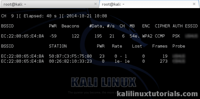 WiFi Stress Testing Using MDK3, Beacon Flooding & Deauthentication