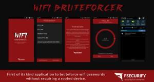 WiFi Bruteforcer