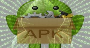 Reverse APK