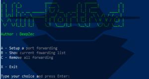 Win-PortFwd