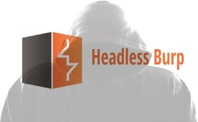 Headless Burp