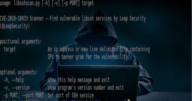 Libssh-Scanner