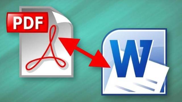 PDF Over Word