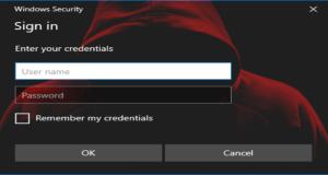 CredsLeaker