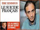 إيريك زيمور يتنبأ بالإنتحار الفرنسي