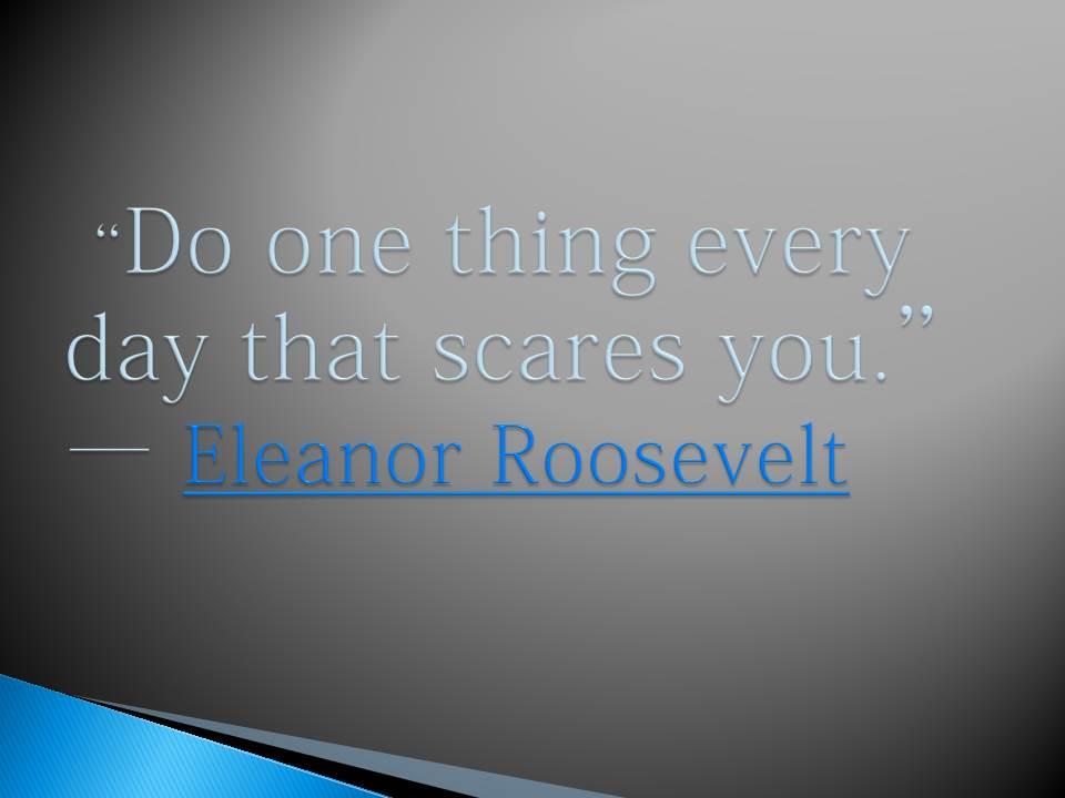 Φόβος και απαντήσεις στην απειλή