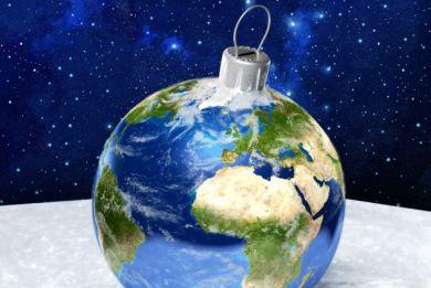 χριστούγεννιατικη γη