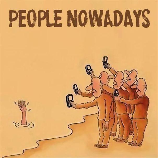 Smartphone addiction!