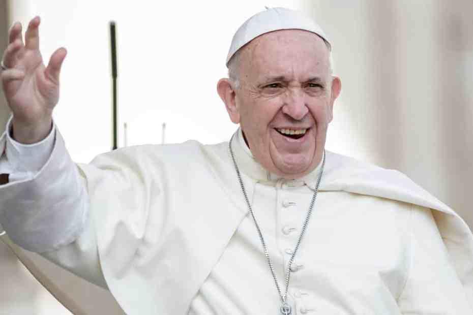 Ο Πάπας έκανε ψυχανάλυση κάποια στιγμή στη ζωή του