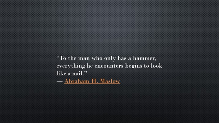 hammer nail
