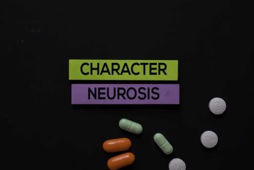 νεύρωση χαρακτήρας