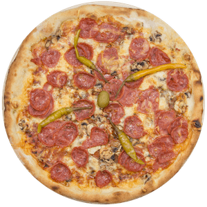 Lovačka pizza