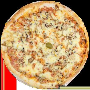 Pizza sa šunkom