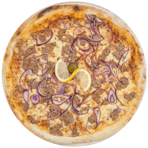 Pizza s tunom