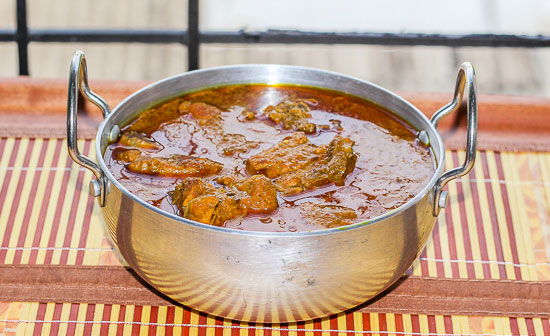Mutton Curry from Bhojpur Cuisine