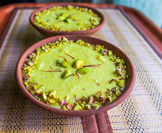 Phirni-Rice kheer