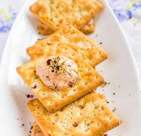 Cracker-Sandwich