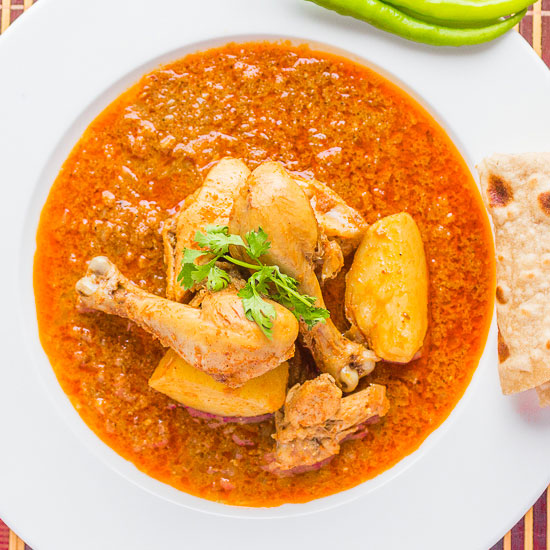 Koli Chicken Curry